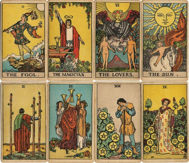 Image result for tarot cards origin