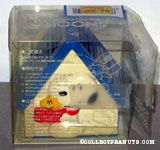Snoopy holding Woodstock in dogdish by doghouse Air Deodorizer