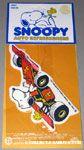 Snoopy & Woodstock in racecar Auto Air Freshener