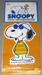 Joe Cool standing Auto Air Freshener