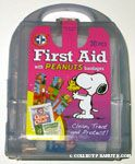 Peanuts First Aid Kit - Purple