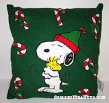 Peanuts & Snoopy Bedding & Pillows