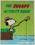 Peanuts & Snoopy Kids' Activity Books