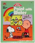 Peanuts & Snoopy Kids' Golden Coloring Books