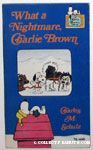 What a Nightmare, Charlie Brown Books