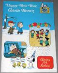 Happy New Year, Charlie Brown Books
