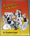 Comics as Culture by M. Thomas Inge