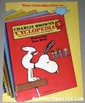 Charlie Brown's 'Cyclopedia Sales Brochure