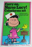 Carry on, Nurse Lucy Colorforms Set