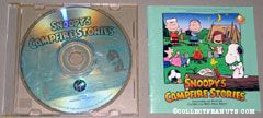 Snoopy's Campfire Stories Computer Game