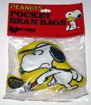 Peanuts & Snoopy Bean Bags