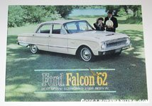 1962 Ford Falcon Brochure