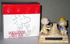 Charlie Brown and Sally