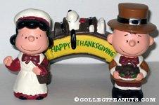 Thanksgiving Peanuts Gang Sign