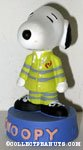 Snoopy in Uniform Figurine