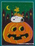 Snoopy o' lantern