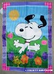 Snoopy & Woodstock in Garden