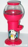 Snoopy & Woodstock Gumball Machine