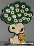 Peanuts & Snoopy Earring Trees