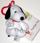 Peanuts & Snoopy Bag Clips