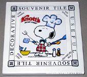 Peanuts & Snoopy Coasters & Trivets