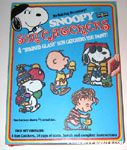 Snoopy Suncatchers