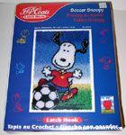 Soccer Snoopy