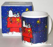 Peanuts & Snoopy Willitts Designs Mugs