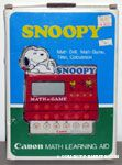 Peanuts & Snoopy Calculators