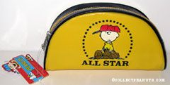 Charlie Brown sitting on pitcher's mound 'All-star' Pencil Case