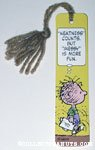 Pigpen Bookmark