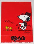 Snoopy and the beaglescouts Notepad