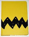 Charlie Brown Zig-Zag notebook