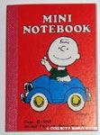 Peanuts & Snoopy Mini Notepads