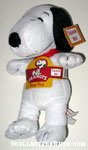 Snoopy Plush Squeaky Toy