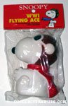 Snoopy Flying Ace Squeaky Toy