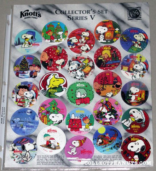 Peanuts Pog Sets | CollectPeanuts com