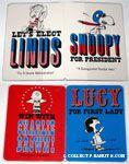 Election Postcards set of 4