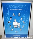 The Art of Charles Schulz at the Minnesota Museum of American Art Poster