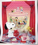 Snoopy Valentine by Nicole Gustafsson