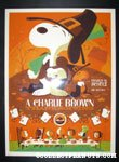 A Charlie Brown Thanksgiving Print by Tom Whalen