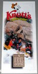 Knott's Berry Farm 'A Real Adventure' Brochure
