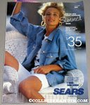 Sears Catalog Summer 1991