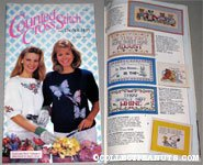 The Stitchery Catalog 1991