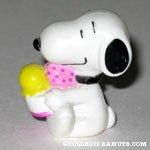 Snoopy eating ice cream Baskin Robbins Giveaway
