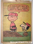 Peanuts Hang-Up #5 - Charlie Brown and Snoopy