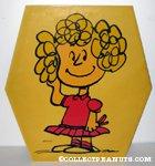 Frieda Wooden Sign