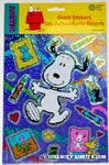 Snoopy Giant Stickers