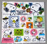 Peanuts & Snoopy Denz Stickers