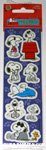 Snoopy and Joe Cool Stickers